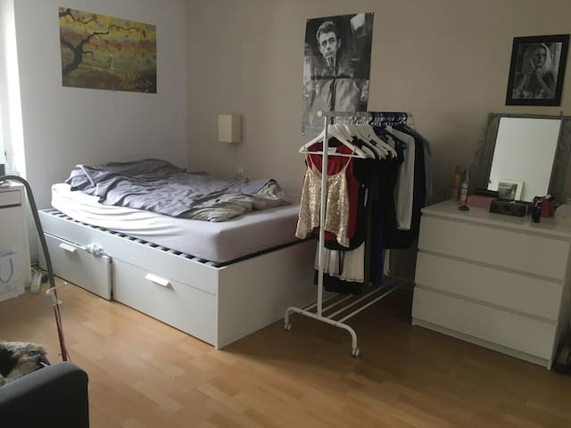 Beautiful, cozy and quiet room near city centre!