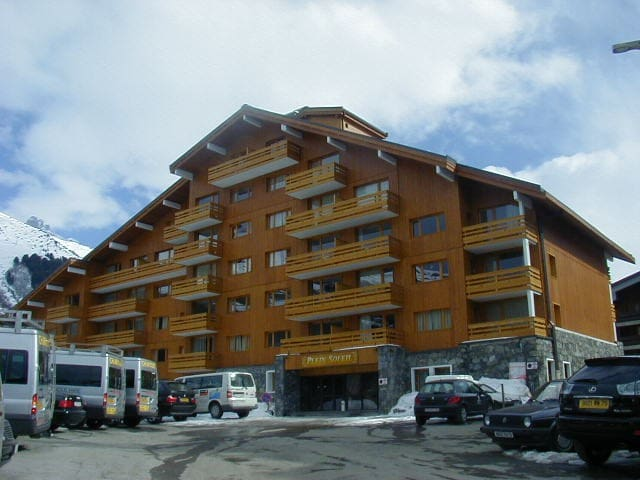 Meribel Mottaret Luxury Apartment - Les Allues