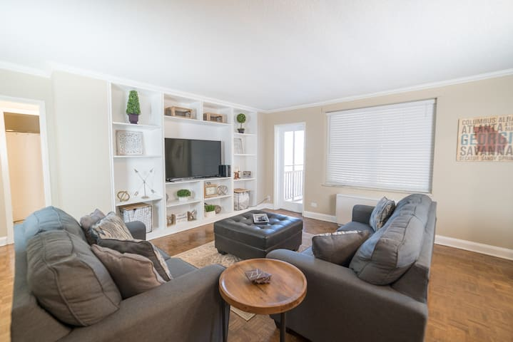 Charming Condo in the Heart of Downtown Atlanta