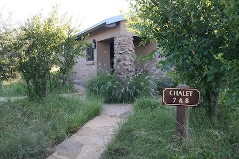 Perfect Bushveld break away or overnight stop