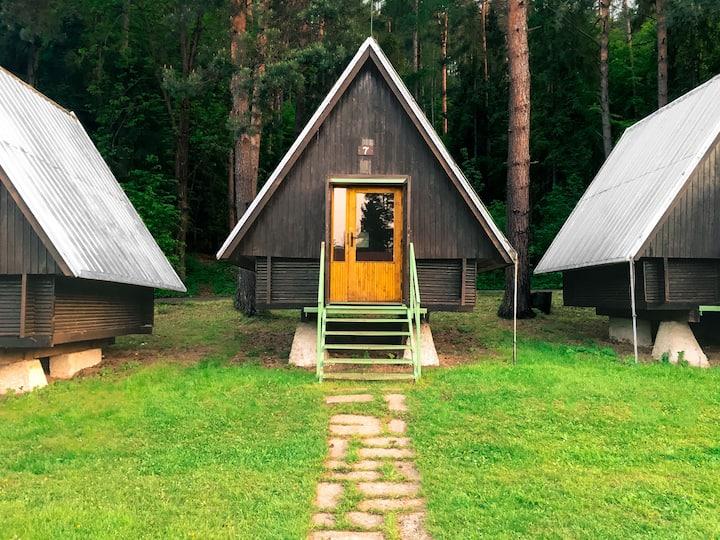 Skautowska chatka w sercu Słowackiego Raju