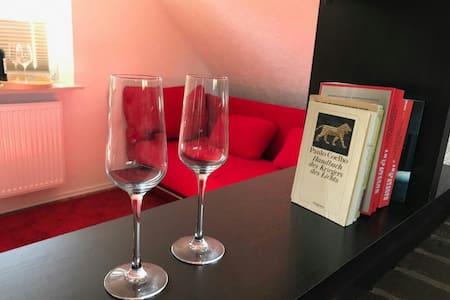 Romantisches Studio in Norden-City - Norden - アパート