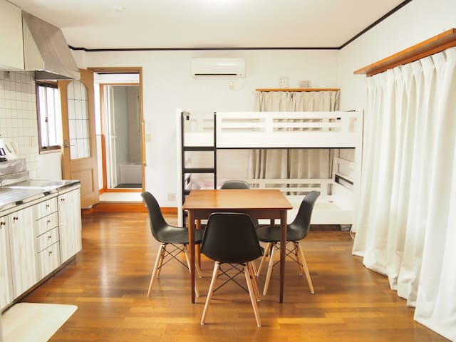 Guest House ISECHOU - 9 min from Shimoda sta.