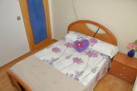1 Habitacion tranquila con wifi centro benidorm)