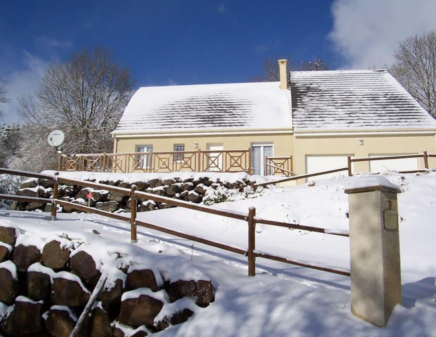 Villa Marentino La Tour D Auvergne