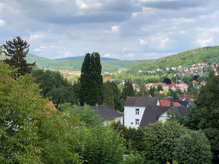 Hann. Münden - Zuhause mit Aussicht