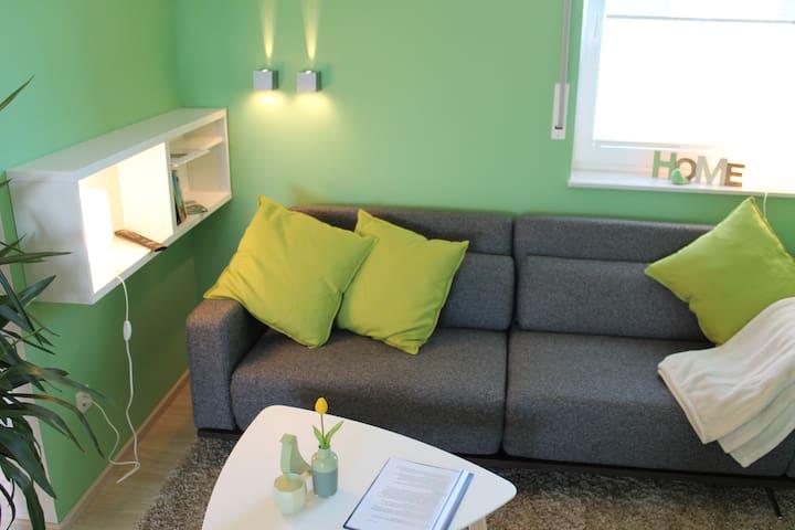 Ferienwohnung Birke Hüllhorst - Hüllhorst - Apartment