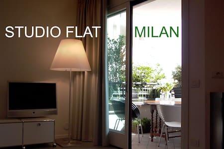 Studio Flat - Milan (Busto Arsizio) - Appartamento