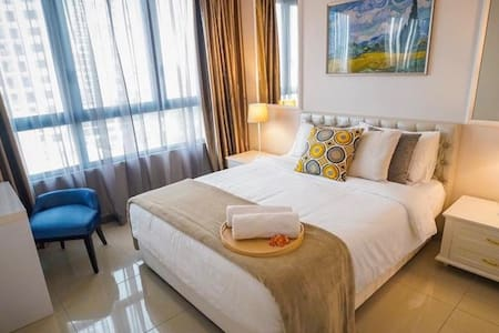 Clean luxury apartment at i-City