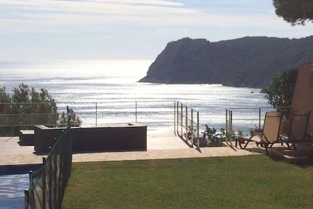 Stunning, Ocean-front Villa, Es Cubells, Ibiza - Es Cubells - Villa