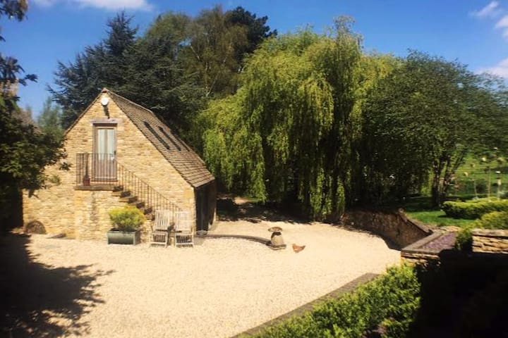 The Willows, Little Rissington, Cotswold property