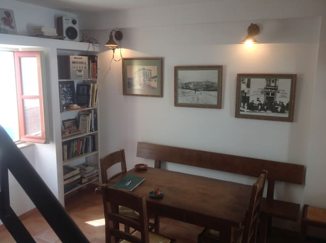 The Main Room.