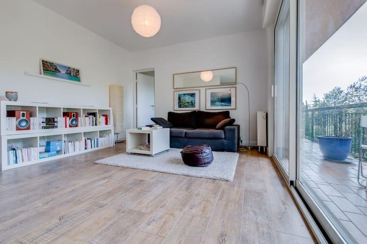 Appartement T2, Torse, avenue du Val Saint André - Aix-en-Provence - Condominium