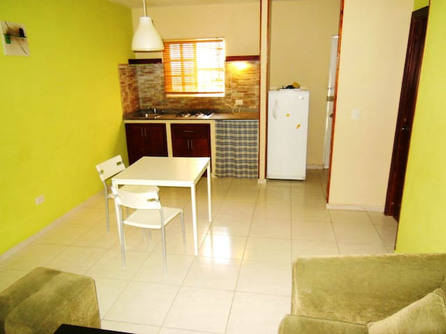 FULL FURNISHED ONE ROOM APARTMENT