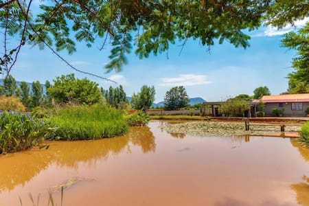 A slice of Provence, in the heart of Magaliesberg