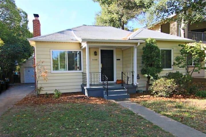 Great Location East Sacramento Home - Sacramento
