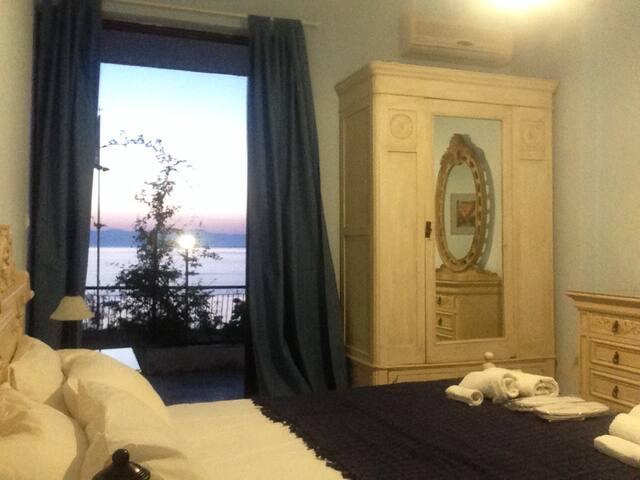 Sea view bedroom 1