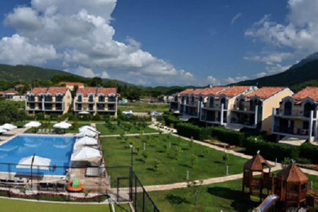 Panoramni Vid sela