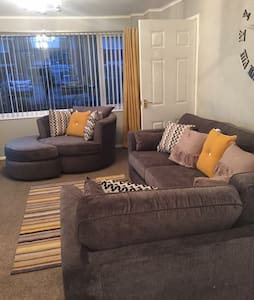 Double Bedroom with use of all amenities - Stockton-on-Tees - Hus