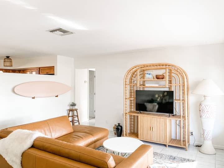Palm Surf Cottage
