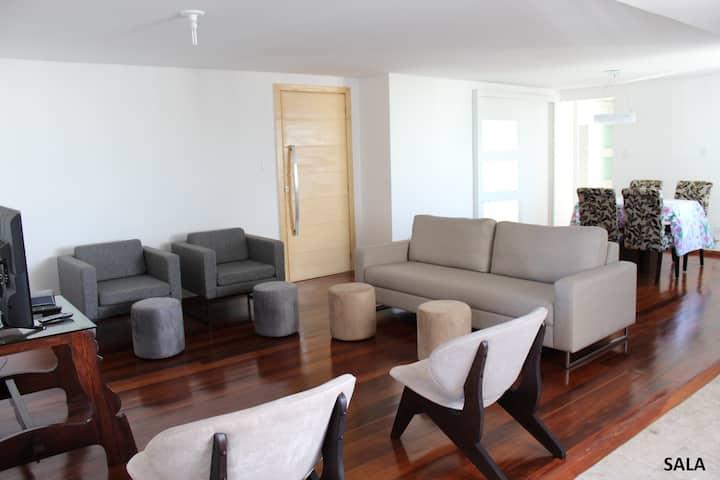 Apartamento todo equipado Bairro do Derby Recife