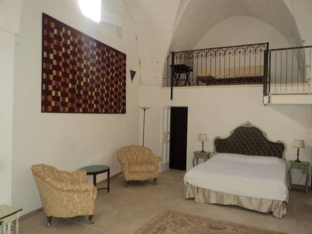 Camera familiare sul giardino - Vitigliano - Wikt i opierunek