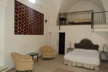 Camera familiare sul giardino - Vitigliano - Bed & Breakfast