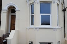 Cosy self-contained 1 bed flat central Folkestone