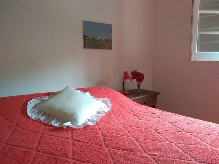 Double bed room, best location in Mendoza city!