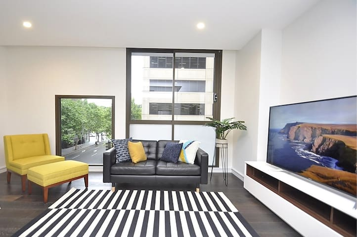 Syd8202bat 2 Bedroom Unit Sydney Apartments For Rent In Sydney New South Wales Australia
