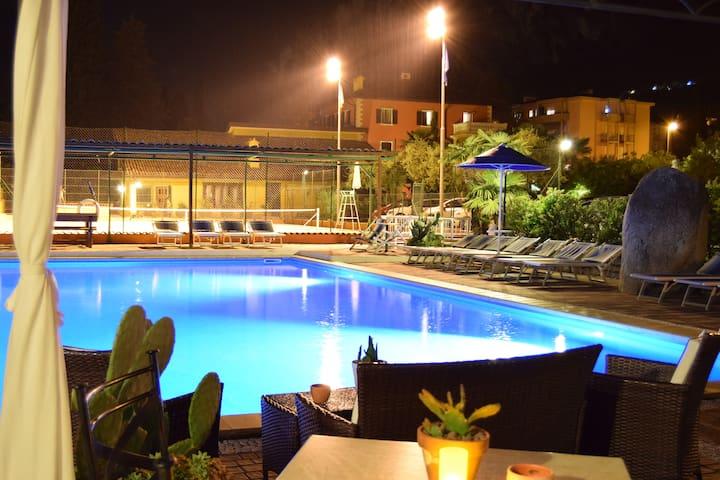 Riva del Garda Residence Segattini One Room Apt 2P