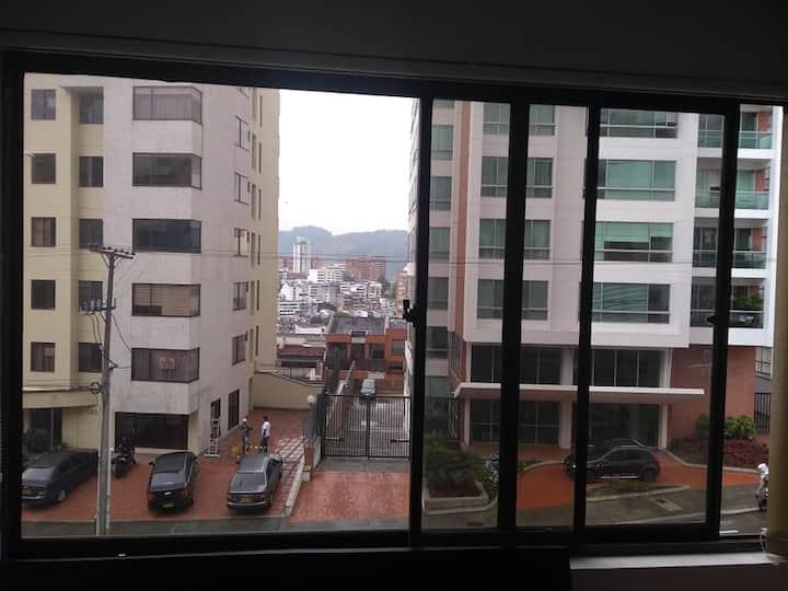 Apartamento Completo Entre El Cable y Palermo.