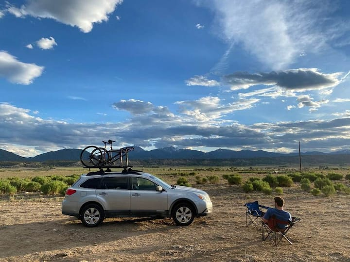 Sunset Ridge Camp Site (RV Suitable)