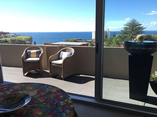 Ocean View Executive Penthouse - Vaucluse  - Apartament