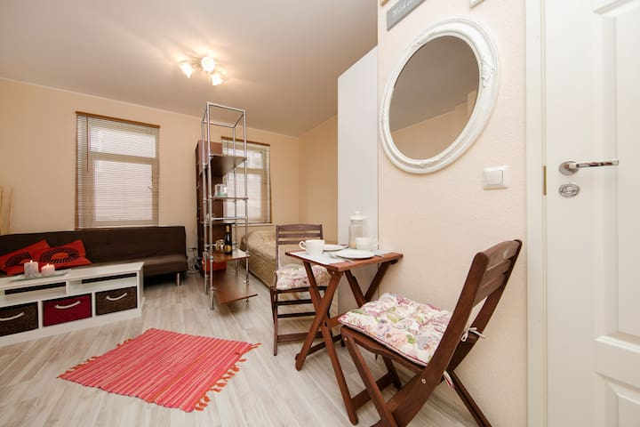 Flat next to center, with bicycles! - Talin - Apartamento