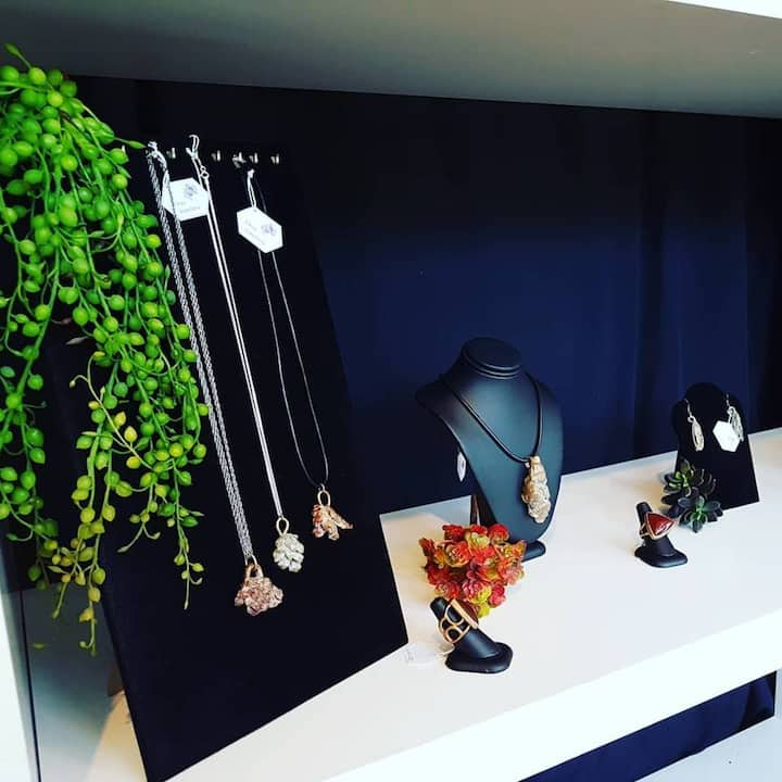 Local jewellery and accessories