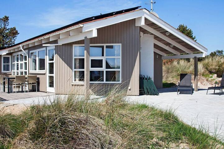 Cozy Holiday Home in Vejers Strand with Whirlpool