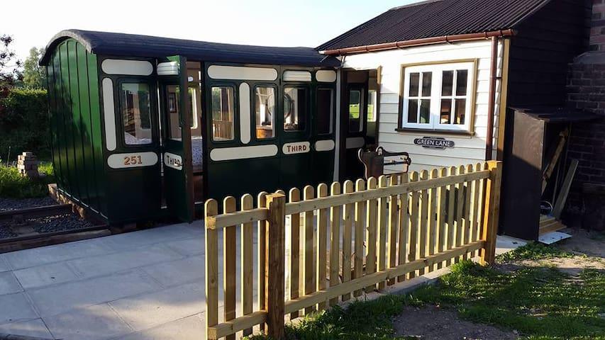 Green Lane Carriage,  Nr Eardisley, Herefordshire