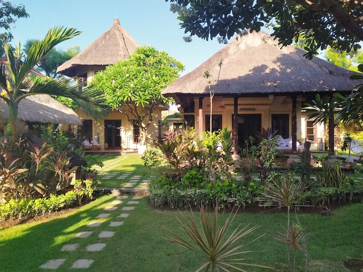 Villa Santai 4 bedrooms Serenity and Comfort