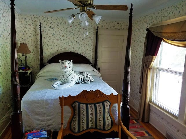 Home comforts on the road - Ames - Bed & Breakfast