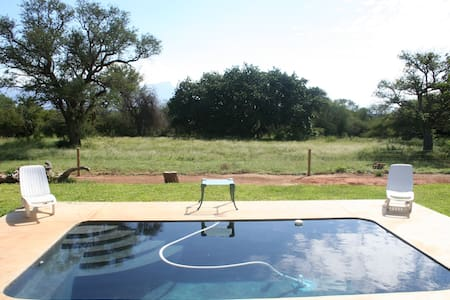 Homely Chalet in the Lowveld - Hoedspruit - Chalet