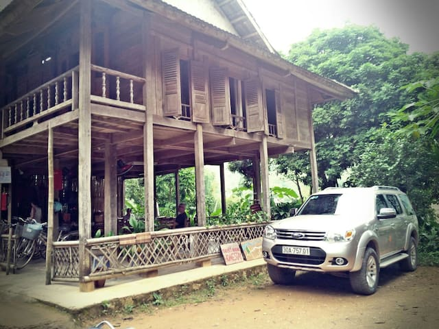 Thuyet Nhung - Mai Chau Homestay - Xã Mai Hịch / Mai Châu - Rumah
