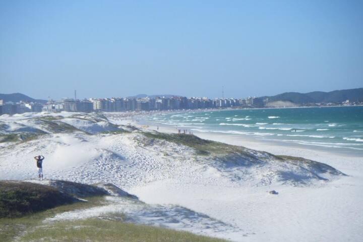 Cabo Frio - Praia das Dunas - Apto para 4 pessoas