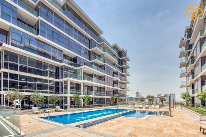 Modern One Bedroom Apartment in Damac Hills