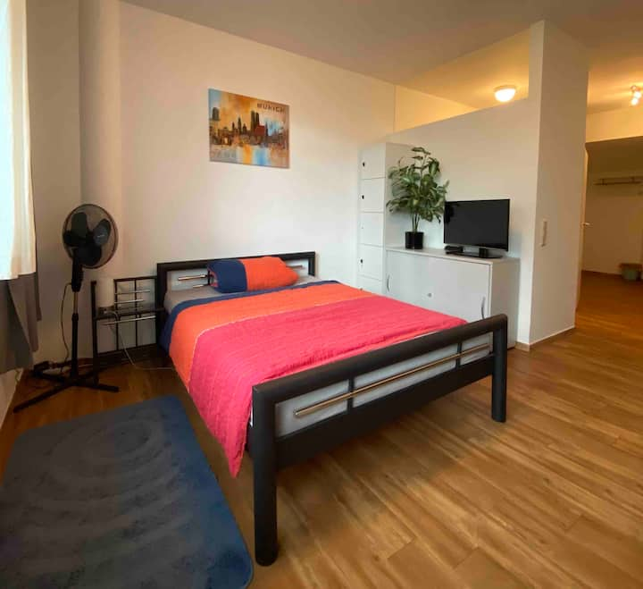 Studio apartment Cologne area