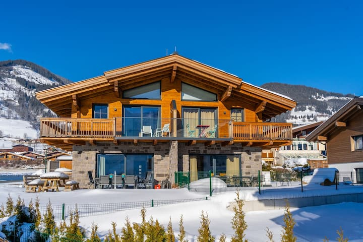 Cozy Chalet near Ski Area in Piesendorf