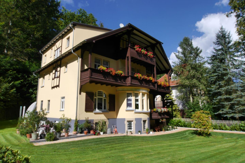 Villa Liliengrund - Wartburgstadt Eisenach