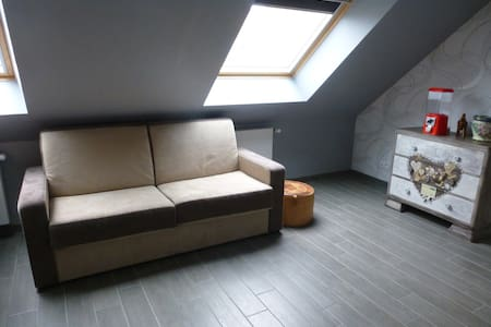 studio - La Chapelle-Saint-Aubin