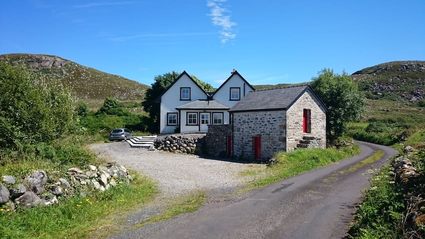 Large Country House - Ox Mountains - Foxford