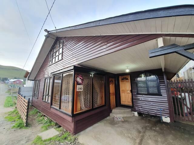 Habitaciones en Chiloé Dalcahue